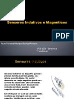 Trabalho de Sensores Indutivos e Magnéticos Paulo Monteiro