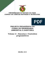 Projeto Pedagogico do Curso de Engenharia Ambiental e Sanitaria 2019 vol.2 (1)