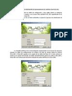2011 PlacarCB Rutina de Verificacion de Equivalencia de Cuentas Con PCGE 2011