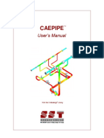CAEPIPE Users Manual