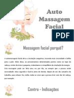Auto massagem facial