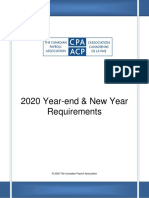 Year-End & New Year Requirements Seminar Material