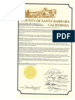 Resolution Proclaiming February 2021 as Black History Month in Santa Barbara County