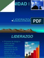 UNIDAD I  (LIDERAZGO) AYUDAS DIAGNOSTICAS