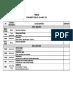 009 - Infantil e EF1 - 02 e 04 ABR 2019