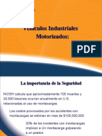 Spanish Forklift Operator Safety