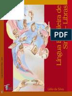 Livro - Lingua Brasileira de Sinais - Libras