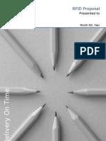 RFID Proposal for Schools v1.0