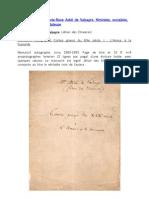 Astié de Valsayre, féministe, socialiste, escrimeuse & scandaleuse