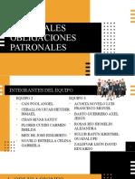 Principales Obligaciones Patronales