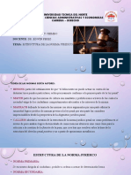 Chimbo Estefany Estructura Penal