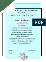 Monografia de La Violencia tlr equipo 5 (2)