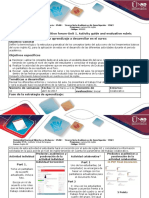 Assignment 1. Recognition forum -Unit 1_Mar22-abril04