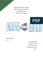 Ordenes de Servicio (Reparado)