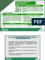 Documento de Apoyo. Habilidades Del Auditor