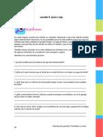 Lección 5. Azul o Rojo (Revisa Ph,Material)