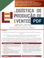 Logística de Produção de Eventos