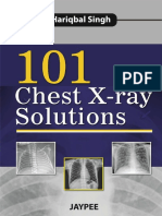 2013 101 Chest X-Ray Solutions