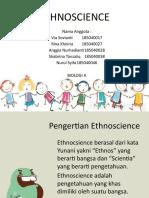2 Ethnosciense