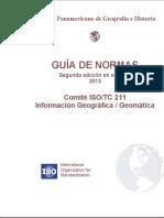 ISO TC 211 Standards Guide Spanish v2