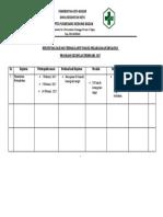 4.2.1.5 bukti evaluasi dan tindak lanjut pelaksanaan kegiatan (februari)
