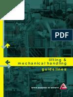 Lifting & Mechanical Handling Guidelines