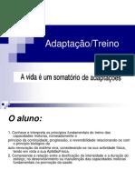PRINCIPIOS DO TREINO