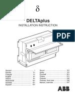 DELTAplus_Installation_Instruction