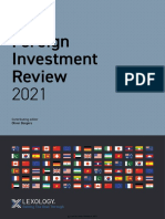 Foreign Investment Review 2021