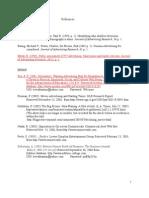 Com 490 - Chapter 7 - References - Bibliography v1 10-05-07