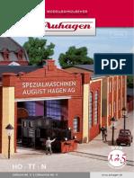 Auhagen 2010 Katalog