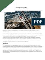 05-La pesca a legering in mare (prima parte) __ Reader View