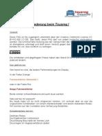 FAQ Luftfederung