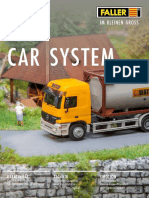 Faller 2019 Katalog car system