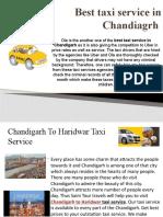 Saini Taxi Service