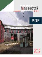 Tam 2012 Katalog