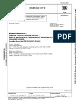 DIN EN ISO 6507 - II (Março 2006)