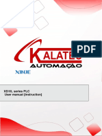 Manual-de-instrucao-CLP-XINJE-XD-XL