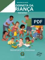 Caderneta Crianca Menino 2ed