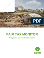 Fair Tax Monitor Analyse Du Systeme Fiscal Marocain
