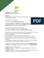 4.3.1. Etude des protéines fibreuses  - KERATINE 2014
