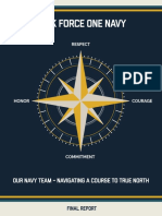 Read Task Force One Navy Final Report