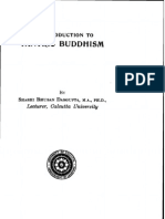 Dasgupta,An Introduction to Tantric Buddhism