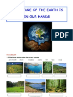The Future of the Earth is in Our Hands