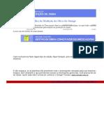 Planilha de Medição de Obra Sienge 4 4