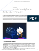 4 Estratégias de Inteligência Artificial em Vendas - Blog da Salesforce