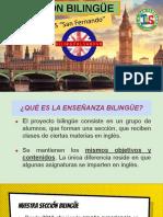 Sección Bilingüe 2020-2021