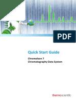 Quick Start Guide - Chromeleon 7.2