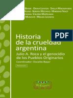 Historia de la Crueldad Argentina