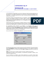 Capitulo 10 Visual Basic